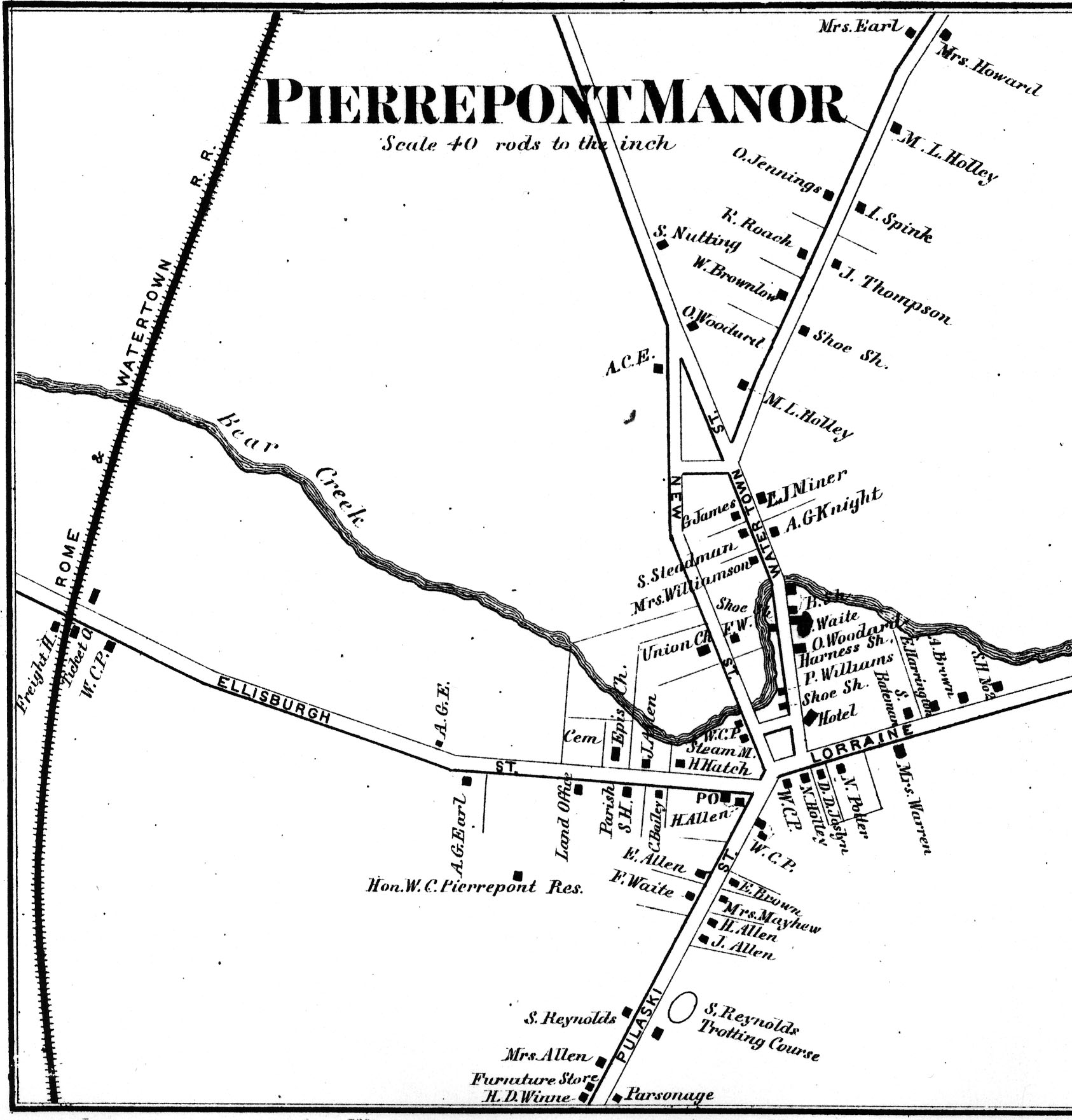 1864 Pierrepont Manor