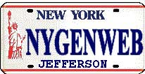 NYS Plate Logo