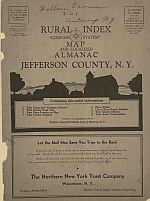 Rural Index Cover